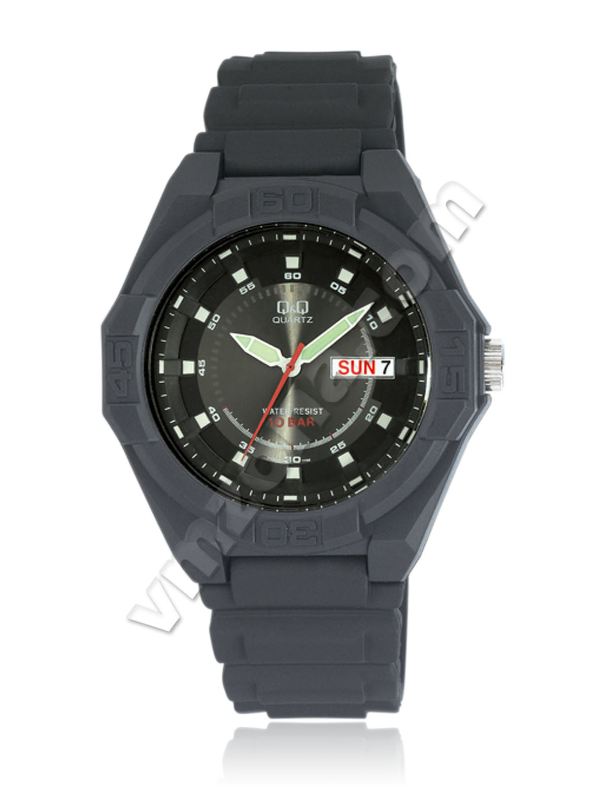 Watch q q silicone a178j003y a178j003y for Q q watches