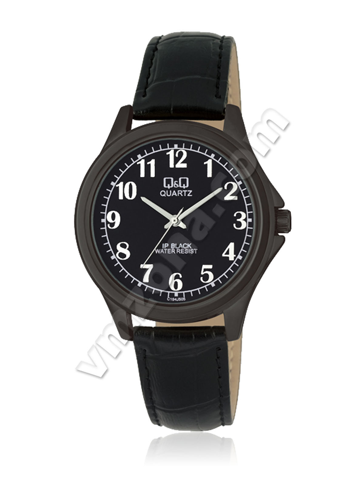 Watch q q leather c194j505y c194j505y for Q q watches