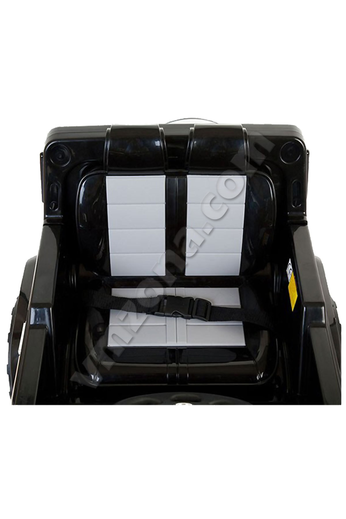 Kids battery jeep mercedes benz g55 amg with steering for Mercedes benz battery warranty