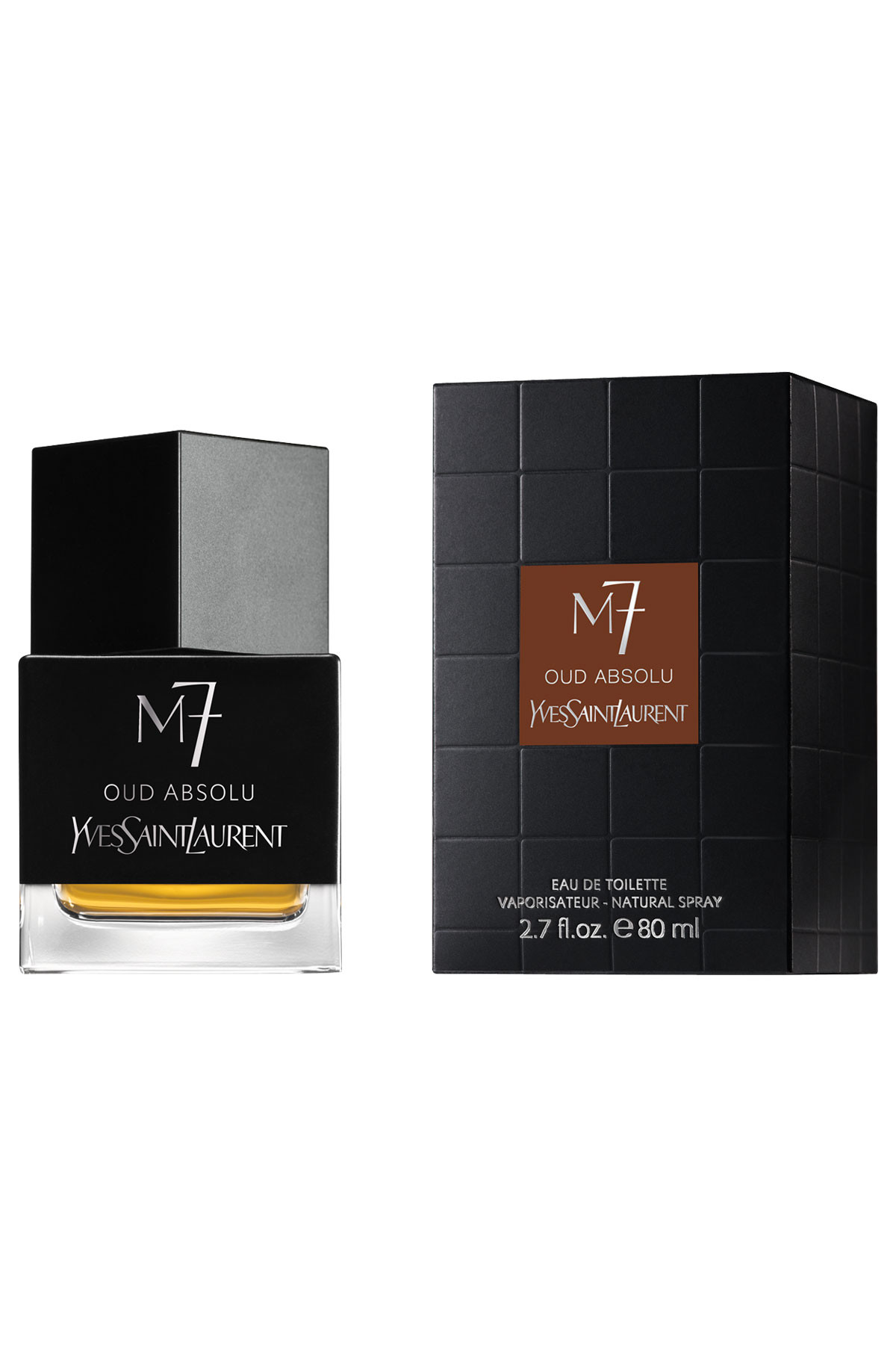 eau de toilette yves saint laurent la collection m7 oud absolu yves saint laurent la collection. Black Bedroom Furniture Sets. Home Design Ideas