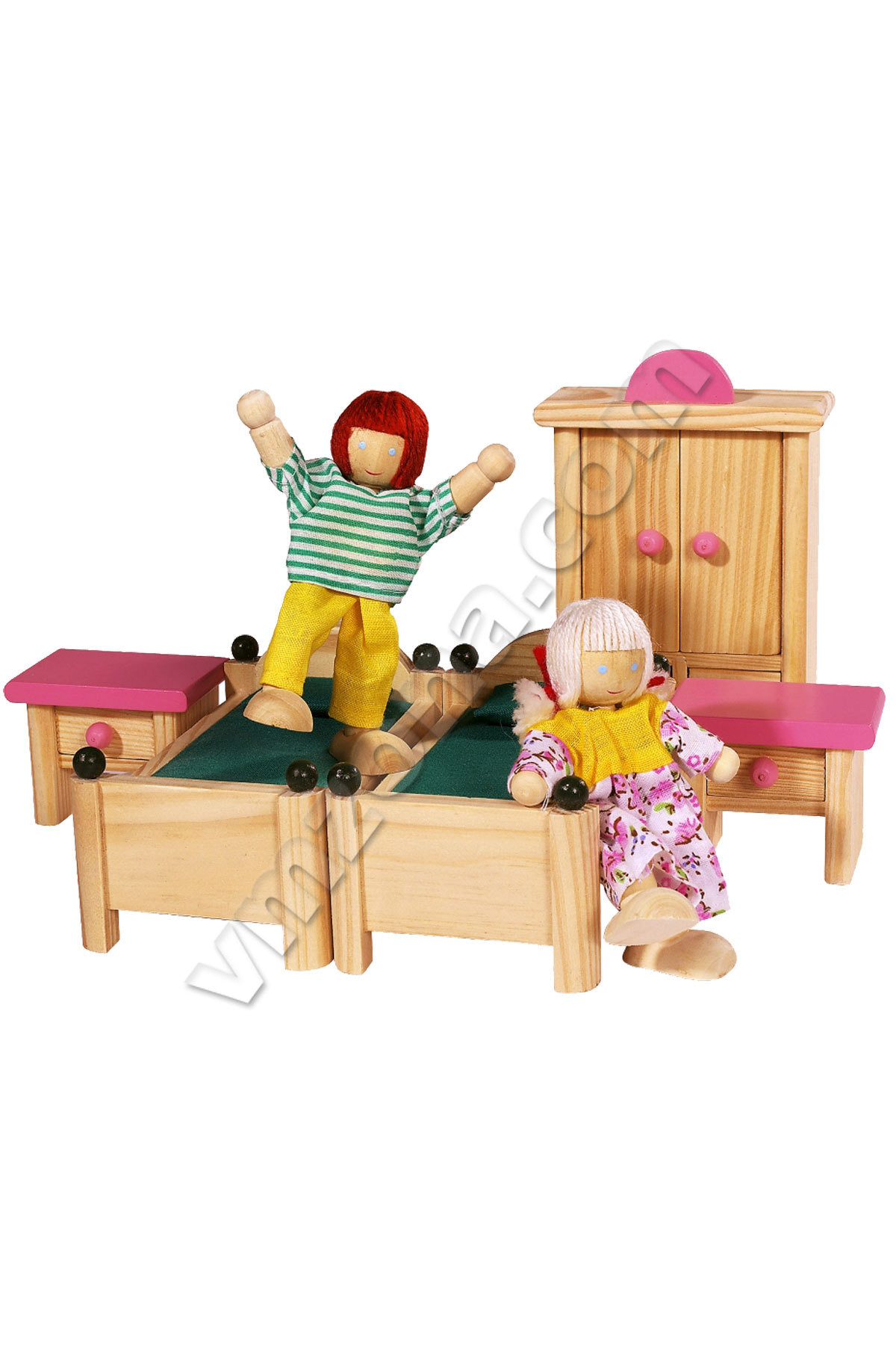 Are women's roles in The Doll House portrayed as