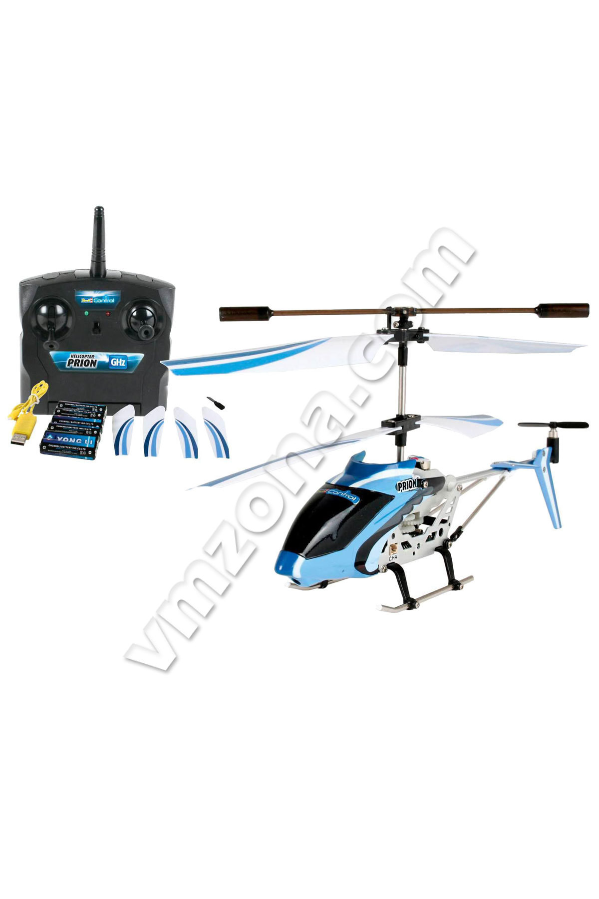 gyro lite helicopter charging instructions