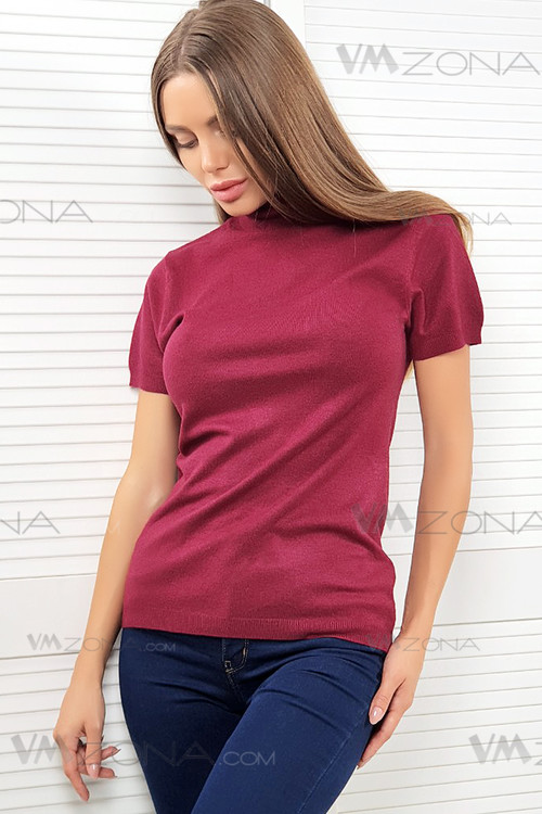 Ladies / Blouses and tops with short sleeves