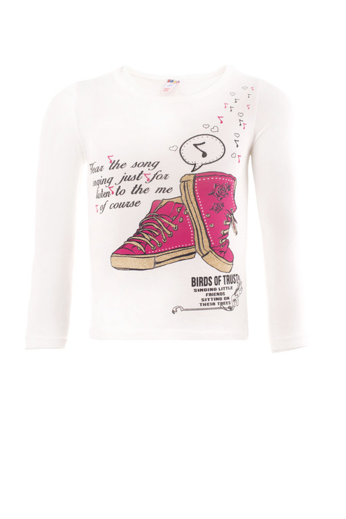 Childrens clothing for girls / Long sleeve blouses