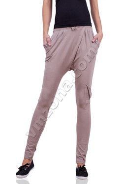 Womens sports pants type trousers with pockets