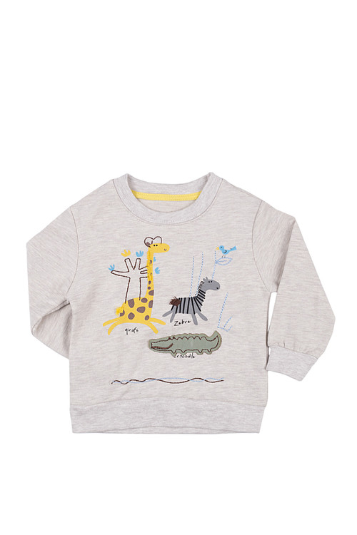 Childrens clothing for boys / Long sleeve blouses